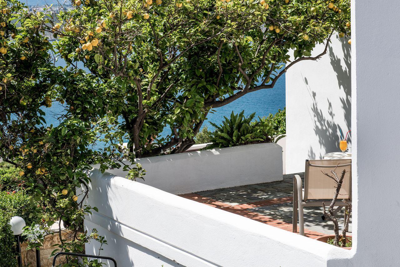 Master Bedroom's veranda