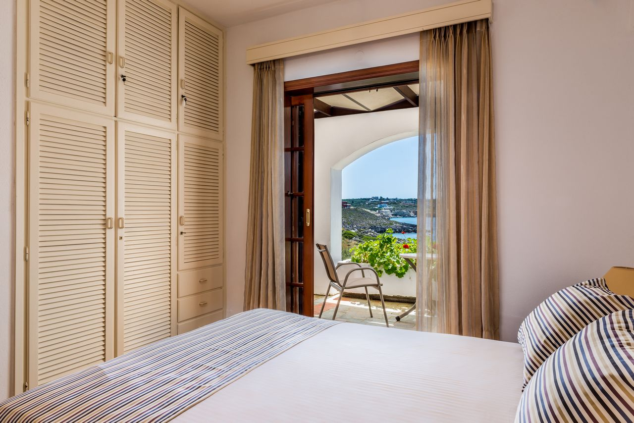Sea View double bedroom